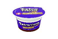 EXTRA שוקולד עם קצפת קפוצ'ינו