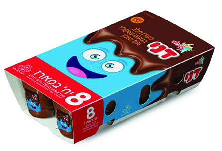 מארז 8 דני שוקולד