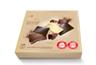 בונבוניירת מיקס ספלנדיד- שוקולד לבן, מריר וחלב, 216 גר'