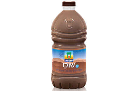 שוקו בקבוק 2 ליטר