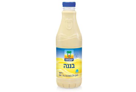 משקה חלב בטעם בננה