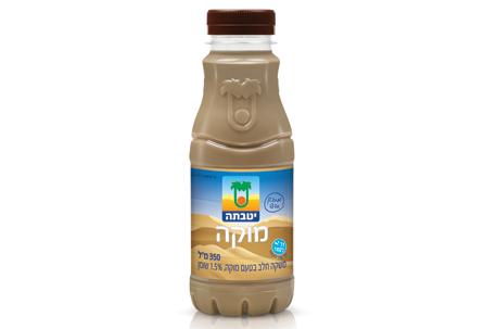 משקה חלב בטעם מוקה 350 מ