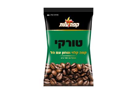 סנסציוני קפה עלית - קבוצת שטראוס LD-13