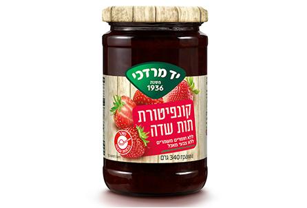 קונפיטורת תות – 340 גרם