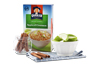 קוואקר פתיתי שיבולת שועל להכנה מהירה בטעם תפוח וקינמון